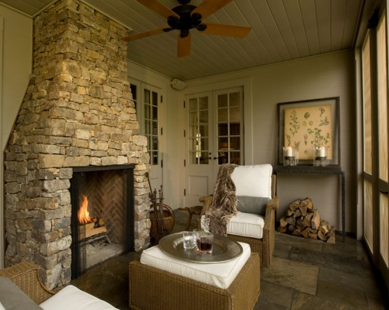 Fireplaces fire pits for Rumford fireplace kits