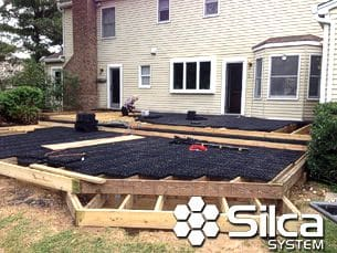 Silca System Grates Are A Revolutionary Deck Floor Underlayment That Allow  Many Different Stone Options To Be Installed On Your Deck Instead Of The ...